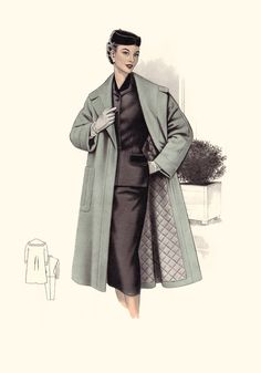 Here you can find some new design about 1950s Fashion, The Styles and Fashions of the Fifties for your current screen resolution. Description from liupis.com. I searched for this on bing.com/images