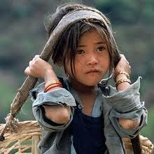 Nepali girl... It could have been me or you!...