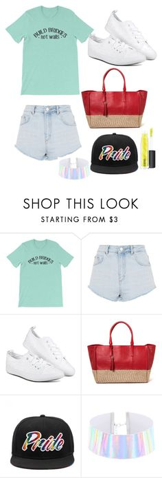 """""""Untitled #627"""" by lilly-smithx ❤ liked on Polyvore featuring Topshop and MAC Cosmetics"""