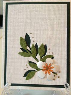 KIS Flower by Stamperamma - Cards and Paper Crafts at Splitcoaststampers