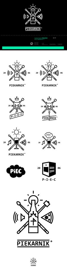 Piekarnik by wunderfabrik , via Behance