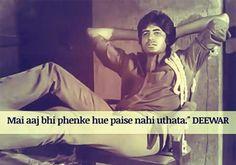 #Deewar