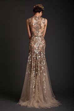Krikor Jabotian Spring-summer 2014 - Couture on imgfave