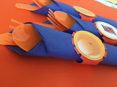 Dragon Ball Z Napkin Rings in Home & Garden, Greeting Cards & Party Supply, Party Supplies | eBay