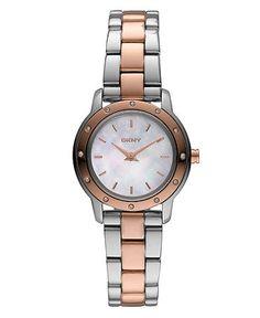 New watch - inspired by @Jamie Zerwas and her impeccable taste in wristwear (via macys.com, $100)