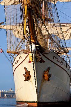 Barque EUROPA - Duluth Tall Ships