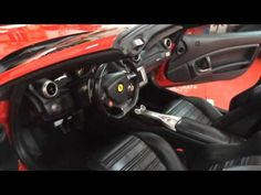 Ferrari 599GTO CarePolish CarDetailing