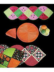 Quilt - Table Twist Too Table Runner Pattern - #429353