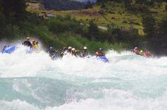 Futaleufú y Palena, postulan a ser zonas ZOIT y de turismo aventura en la Patagonia