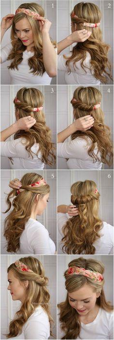 15 astuces de coiffure pour la paresseuse qui est en toi