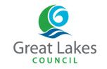 New South Wales - Great Lakes Council - located in the Mid North Coast region of NSW and is situated adjacent to the shores of Port Stephens, Myall Lakes and Wallis Lake and the Pacific Highway and the Lakes Way.