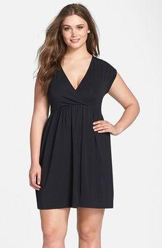 Perfect Summer LBD - Plus Size Dress