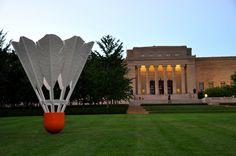 Nelson--Atkins Museum of Art, Kansas City, Missouri
