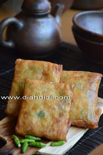 Diah Didi's Kitchen: Martabak Mie Mini