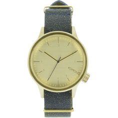 Komono Magnus Vintage Watch | Blue