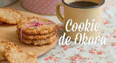 Cookies de Okara - Presunto Vegetariano