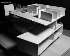 Visitor's Center - Model 2 by wiqas-Momiji on DeviantArt