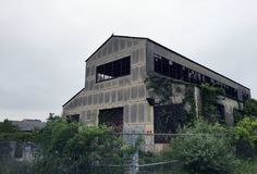 Check Out The Abandoned Buildings Of Jacob Riis Park
