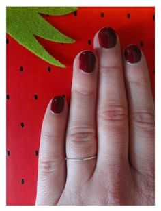 Stacking rings by NinaNanas  Ring #sterlingsilver #mini ring #stacking MiNinaNanas on Etsy : www.etsy.com/shop/MiNinaNanas