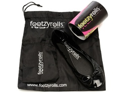 Stay Healthy and Beautiful While Traveling: antibacterial wipes.  If you want to wear socks, try the Tory Burch travel socks with a nonskid rubber bottom, which come in a handy bag that clips onto your carryon. Another way to simplify travel: packable ballet flats like these from Footzyrolls. They are comfortable and sturdy enough to wear through the airport, slip on and off easily, and fit in your carry-on if you want to switch to heels once you land.