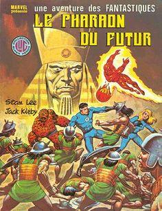 Fantastiques (Une aventure des) -27- Le pharaon du futur