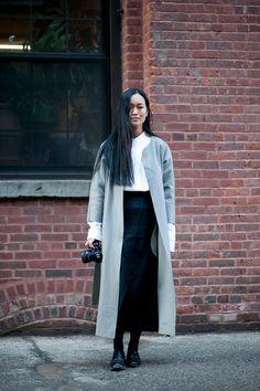 ストリートスナップ [Maria Van Nguyen] | ETTORE ADRIANO, ISSEY MIYAKE, J.W. ANDERSON, J.W. アンダーソン, イッセイミヤケ | ニューヨーク | Fashionsnap.com