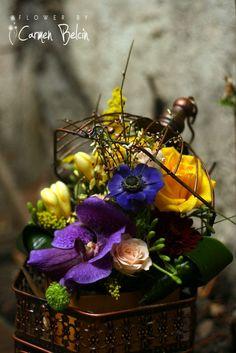 Flower by Carmen Belcin