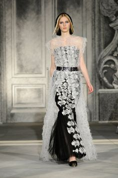 Chanel FW12/13 Haute Couture Runway Gallery