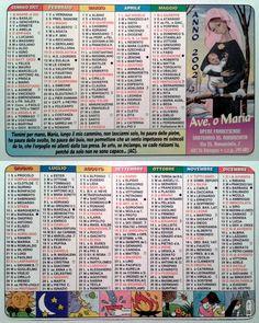Calendarietto religioso 2002 - Opere Francescane Santuario SS. Annunziata
