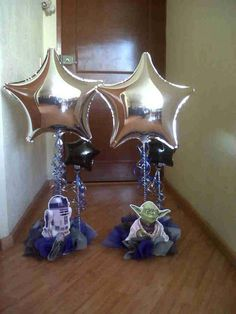 star wars table centerpieces - Google Search