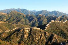 Chinesische Mauer Bild: Keith Roper, CC BY 2.0
