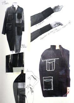 56 New Ideas design fashion sketches portfolio layout Image Fashion, Fashion Art, New Fashion, Trendy Fashion, Fashion Design, Fashion Textiles, Fashion Ideas, Fashion Sketchbook, Fashion Sketches