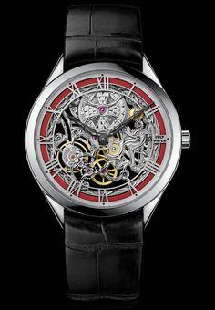 La Cote des Montres : La montre Vacheron Constantin Métiers d'Art Mécaniques Ajourées pour Only Watch 2015 - Quand la gravure devient sculpture