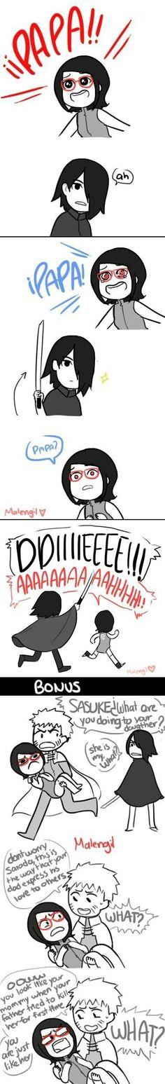 I feel bad for Sasuke.....