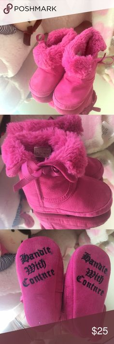 🎉CYBER SALE🎉Juicy Couture Booties brand new Juicy Couture Shoes Boots