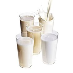 @Ellen Hendrix - this article explains the difference between different kinds of milk and how they fared in baking or cooking.