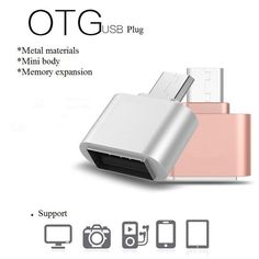 Mini Micro USB to USB OTG Cable Adapter Converter 2.0 For Mobile Phone Android Samsung HUAWEI Tablet PC Cable Reader Flash Drive