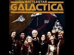 Battlestar Galactica ABC 09/78-04/79 Starring Lorne Greene, Richard Hatch, and Dirk Benedict, the show was about the 12 colonies of Mankind who were reaching the end of a 1000-year war with the Cylons, a warrior race of robots. The humans were defeated and survived on the Battlestar Galactica, who searched for a new home. The series was remade in 2003 by Bryan Singer.