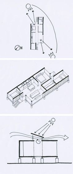 Top 20 Shipping Container Home Designs If you would like to buy a container to put away roofing materials Prefab Shipping Container Homes, Shipping Container Home Designs, Container House Design, Shipping Containers, Building A Container Home, Container Buildings, Storage Container Homes, Cargo Container, Casa Loft
