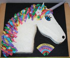 Unicorn cake...@Lisa Phillips-Barton Boytim. Happy early bday spoiler!!!