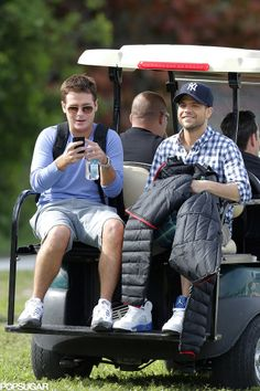 First pictures from the Entourage movie!