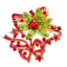 Christmas Brooch ( Christmas Brooch)