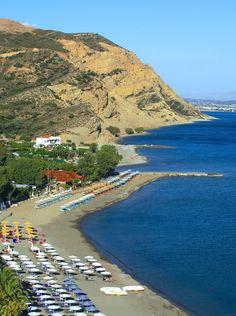 Agia Galini Beach Crete