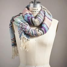 COPPER CANYON SCARF