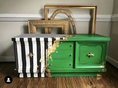 funky furniture Inspired by traceysfancy and her beautiful dresser. Sealed with flat out. Graffiti Furniture, Home Decor Furniture, Furniture Projects, Furniture Makeover, Cool Furniture, Furniture Design, Painting Furniture, Painting Cabinets, Plywood Furniture
