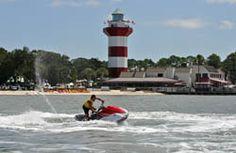 Hilton Head Island Jet Ski, Harbour town