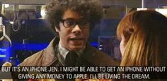 The IT Crowd - iPhone