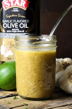 Garlic Lime All-Purpose Marinade #STARFineFoods