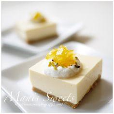 柚子レアチーズケーキ レシピブログ