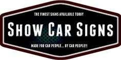 This Website Has A Variety Of Information To Help Build A Street Rod - Car show display board stands